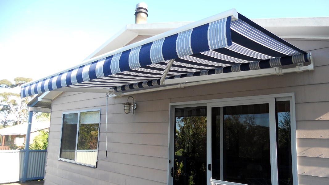 ECO - Folding Arm Awnings